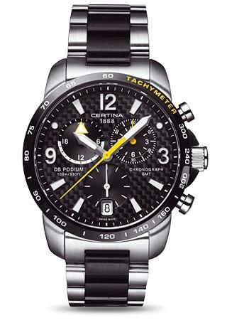DS Podium Big Size Chrono GMT-0