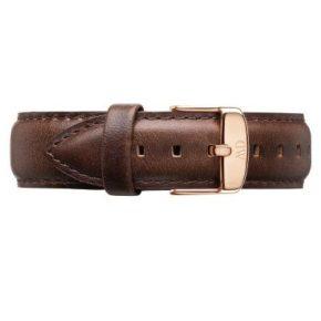 Wristband Classic Bristol: Rosé- eller Silver-spänne-0