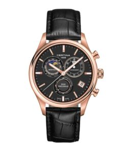 DS-8 Gent Chrono Moon Phase -0