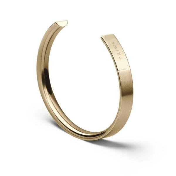 Armband Nr.3 - Rå Mässing-0