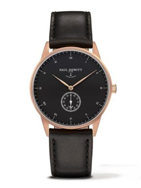 Signature Line Gold, Black Sea Leather Black, WD-0