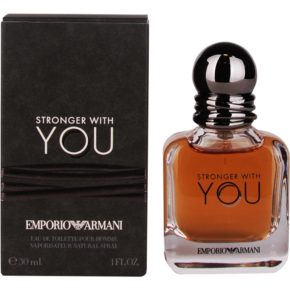 Giorgio Armani Stronger With You edt 30ml-0
