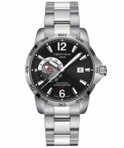 DS Podium GMT COSC Chronometer-0
