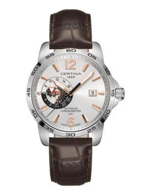 DS Podium GMT COSC Chronometer-0
