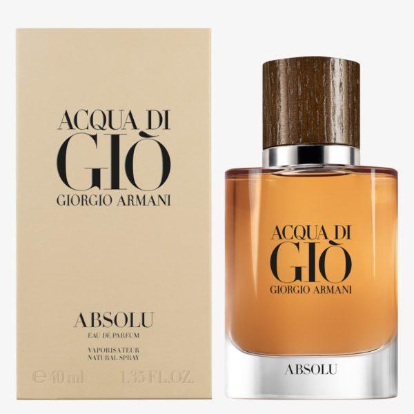 Aqua Di Gio Homme Absolu -0