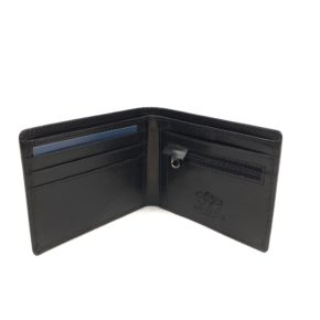 Howard Wallet Classic - Black-0