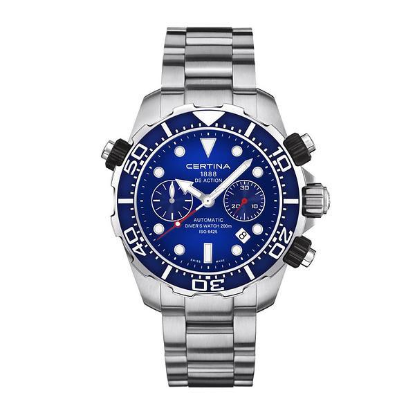 DS Action Diver Chronograph Automatic-0